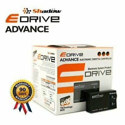 SHADOW E-Drive Throttle Controller for Focus Kuga Ranger T6 Mondeo Mazda3 Mazda6