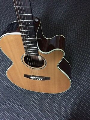 Takamine Guitar EG540SSC 6 String Acoustic/Electric - DISCONTINUED