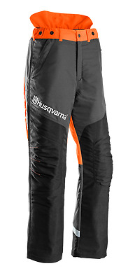 New Husqvarna Functional Waist Type A Class 2 Trousers Chainsaw Protection