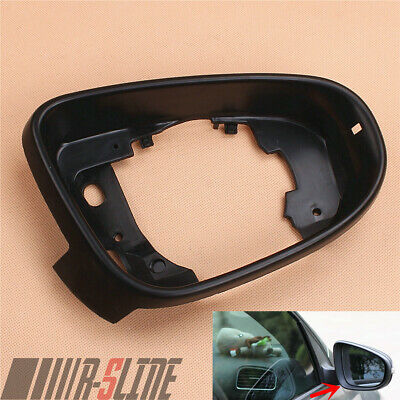 Fit For VW Golf MK6 10-13 Rearview Wing Mirror Glass Frame Bracket Right Side
