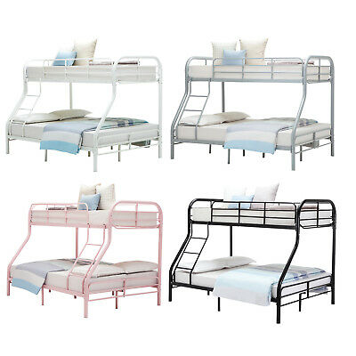 Prime Metal Bunk Beds Frame Twin Over Twin Size Ladder Kid Teen Creativecarmelina Interior Chair Design Creativecarmelinacom
