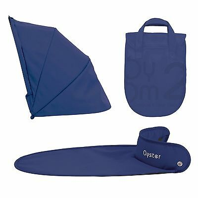 BRAND NEW BabyStyle Oyster Carrycot Colour Pack Navy