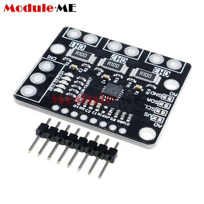 INA3221 Triple-Channel Shunt Current Voltage Monitor Sensor Than INA219 Module M