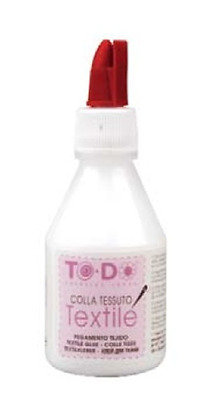 To-Do Colla Textile Per Tessuto 100 Ml.