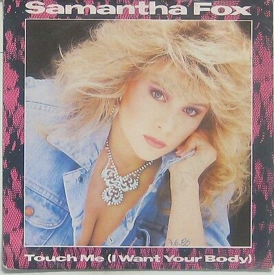 Samanta Fox  Touch me