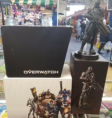 Overwatch Collectors Edition ( Game CD not Included )
