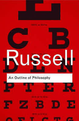 An Outline of Philosophy (Routledge Classics), Good Condition Book, Russell, Ber