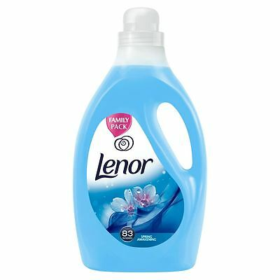 Lenor Spring Awakening Fabric Clothes Conditioner Family Pack - 2.905L 83 Washes