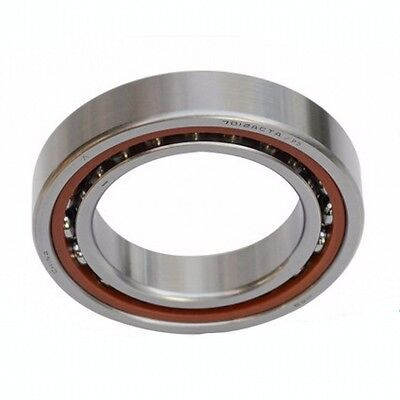 1Pcs 7009AC High Speed Angular Contact Spindle Ball Bearing 45*75*16mm