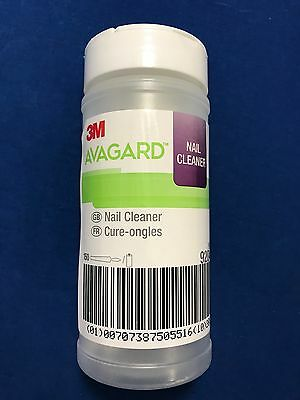 3M Avagard Nail Cleaner Cure-Ongles - Reference: 9204 - Lot of 3