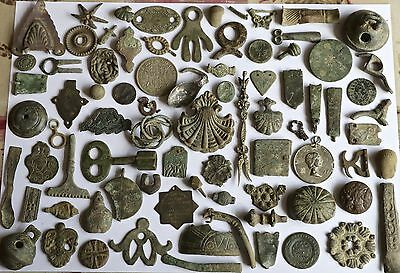 Interesting Group of Medieval & Post Medieval Metal Detecting Finds, Lot 3 of 3