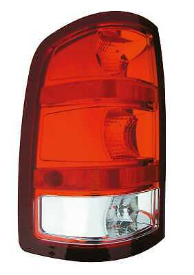 Prime Choice Auto Parts Drivers/Left Side Tail Light Assembly fits GMC Sierra