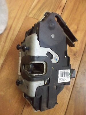 2012 - 2014 Ford F150 Xl Super Cab Right Front Door Latch With Actuator