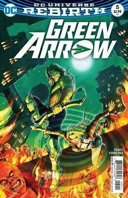 Green Arrow #5 (Vol 5) DC Rebirth