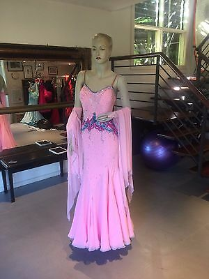 ballroom gown - Competitive / Social