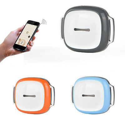 Dog Cat Pet Gps Wifi Tracker Safety Real Time Tracking Location Anti-Lost Collar