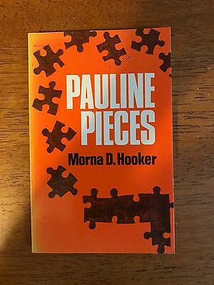 Pauline Pieces by Morna D. Hooker (Paperback, 1979)