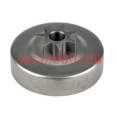 """3/8""""-7T Clutch Drum Chain Sprocket For STIHL MS290 MS310 MS390 029 039 US Seller"""