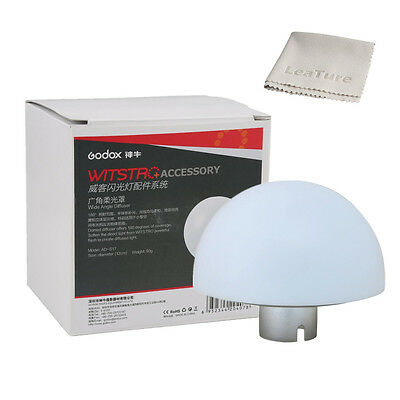 Godox AD-S17 Wide Angle Soft Focus Shade Dome Diffuser for WITSTRO AD200 AD360