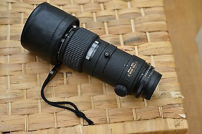 Nikon  AF Nikkor 300m  f/4 1:4 - mint condition