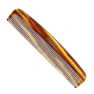 Kent 7T 140mm Fine Tooth Pocket Comb – Shipped from United Kingdom