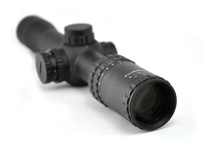 Visionking 2-10x32 FFP Rifle scope 30 First Focal Plane Mil-dot Hunting 223 .308