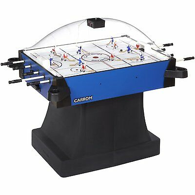 Carrom 435.01 Signature Stick Hockey Table with Pedestal & dome and Scoring Unit