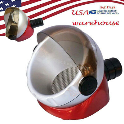 Portable Desktop Suction Base Polishing Dust Collector Dental Lab Equipment USA