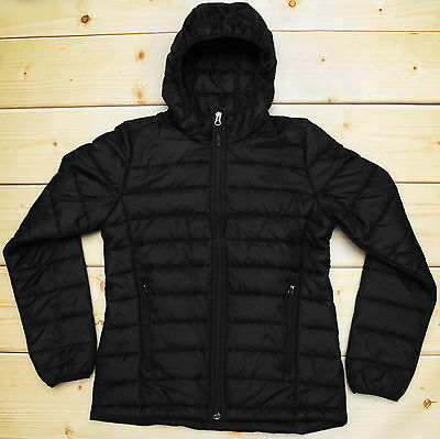 THE NORTH FACE HEATSEEKER insulated WOMEN'S HOODED JACKET - size S