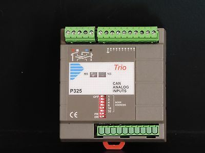 Trio Motion Technology P325 CAN Analog Input Unit