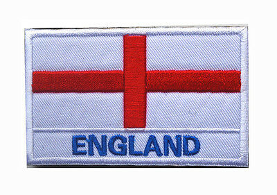 England flag LOGO Patches ARMY MORALE TACTICAL  BADGE HOOK & LOOP PATCH  Sh+756