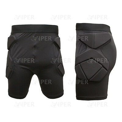 Rugby Padded Shorts Men's Protective Rugby Under Shorts Junior Kids Senior