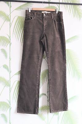 Gap Brown Bootcut Corduroy Jeans  - Size 10 Regular - Used