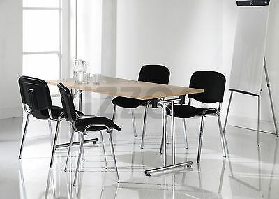 Meeting Room Set – Table & 4 Chairs - Direct To Your Door - Perfect Starter Set