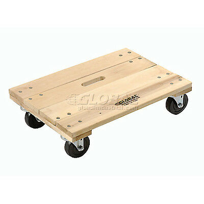Global Industrial Hardwood Dolly 36 x 24