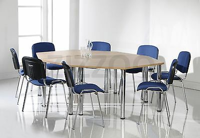Deluxe Meeting Room Set – Tables & 8 Chairs - Direct To Your Door - Lovely Set