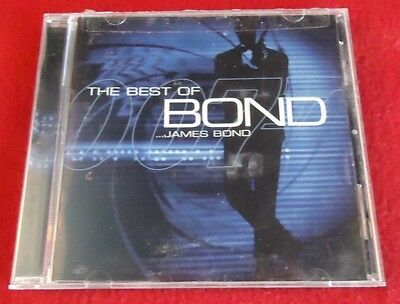 Best of Bond...James Bond: 40th Anniversary Edition by Various Artists (CD)