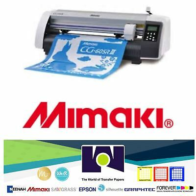 CG-60RSIII by Mimaki Cutting Plotter TOP SELLER !!!Japanese Quality 2yr Warranty