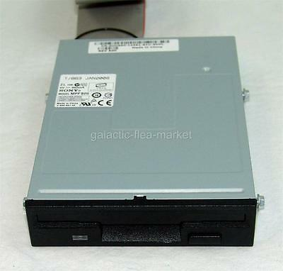 Sony MPF920 1.44MB Black Internal Floppy Drive with Cable