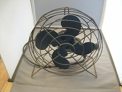 Dayton Electric Mfg Co Stand Up Model 51 Fan