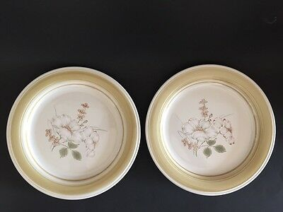 Dinner Plates 2 Stoneware Collection Impressions by Daniele Country Day Flowers & IMPRESSIONS BY DANIELLE Country Day Stoneware Vegetable Dish w/ Lid ...