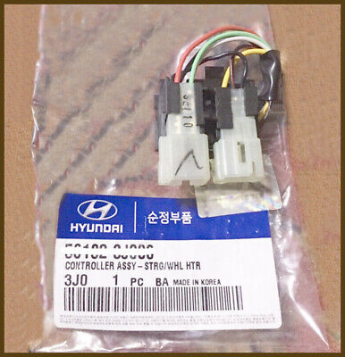 NEW Genuine CONTROLLER ASSY-STRG/WHL HTR For Forte/K3 12-17 [56182A7000]