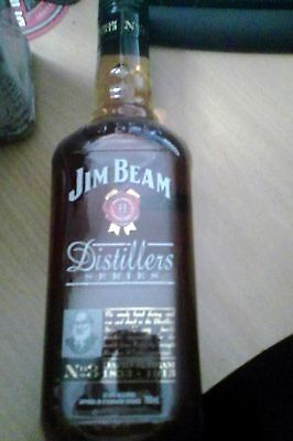 jim beam distiller no 3 david m beam 700ml