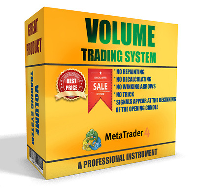 Data Volume Trading System (Forex, Futures, Stocks)