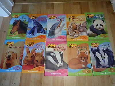 Bundle X 10 Animal Ark Books By Lucy Daniels