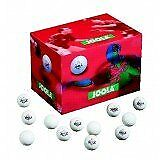 Joola Magic 100 Table Tennis Balls - White