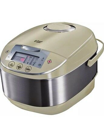 Russell Hobbs Creations Multi Cooker 5L Neutral 900W LED Digital 21851 BN 3yrs W