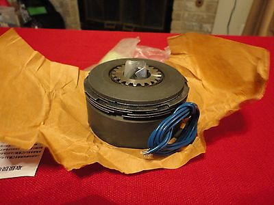 NEW Ogura Multiple Disk Electromagnetic Clutch  MWC 2.5  3600 RPM 25MM Bore, 24V