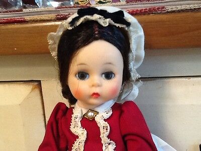 Madame Alexander Early 70's Vintage Marme Doll