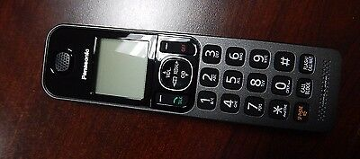 HANDSET ONLY : Panasonic KXTGFA30M KX-TGFA30 Link2Cell Additional Expansion NEW